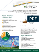 VitaFiber Brochure