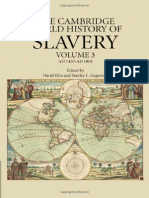 The Cambridge World History of Slavery 1420 - 1804