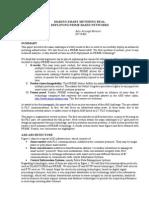 Deploying PRIME Based Networks JIEEC2011