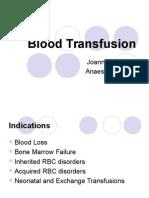 Bloosdad Transfusion