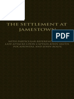 The Settlement at Jamestown