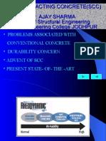 SELF COMPACTING CONCRETE(SCC).ppt