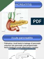 Pancreatitis 1
