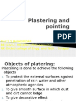 Plastering & Jointing Presentation