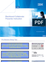 Blackboard Collaborate PresenterGuide