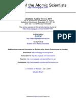 Bulletin of the Atomic Scientists 2011 Kristensen 91 9