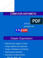 Chapter IV Computer Arithmetic (1)