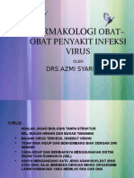 Kp 9.18 Farmakologi Obat Antivirus - 2012
