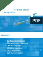 Complete Presentation of ZXSDR BTS Configuration(V4.00.210c) 37