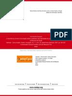2007 - A Importância Do Ensino Da Relação Médico-paciente e Das Habilidades de Comunicação Na Formação Do p