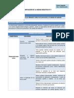 COM - Planificación Unidad 5 - 2do Grado