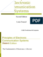 Principles of Electronic Communication System Chapter 2