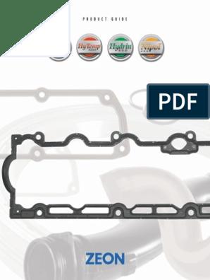 Zeon_productguide_20150608 pdf | Manmade Materials | Plastic