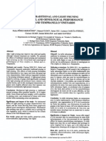 FR JOURNAL INTERNATIONAL DES SCIENCES de LA VIGNE ET DU VIN Effects of Traditional and Light Pruning on Viticultural and Oenological Performance of Bobal and Tempranillo Vineyards