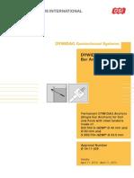 DSI DYWIDAG Z 34.11 225 Permanent Bar Anchors En