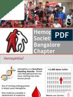 Hemophilia Bangalore Achievements