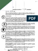 RESOLUCION DE ALCALDIA 041-2010/MDSA
