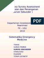 K2 - Secondary Survey Assessment.ppt