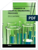 Mass Transfer in Chemical Engineering Processes