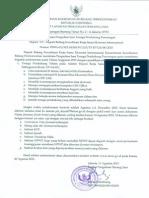 Pengumuman Pengadaan Tenaga Pendukung Deputi 7 Asdep Kerja Sama Ekonomi Regional Dan Subregional