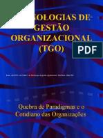 02- Quebra de Paradigmas e o Cotidiano das Organizações