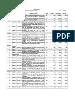 Presupuesto de Estructura Metálica