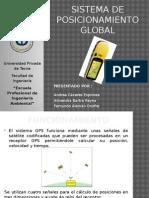 Sistema de Posicionamiento Global
