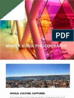 Marek Kubik Photography Portfolio