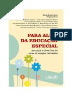 Livro - Para Além Da Educação Especial - Sílvia Ester Orrú