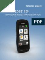 Manual edge 800