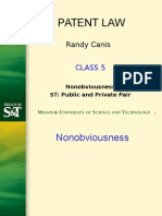Class 5 - 103 Obviousness - Education