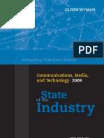 OW Communications Media Tech 2009