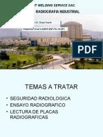 Primera y Segunda Sesion - Gammagrafia Industrial