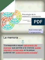 Caponni Cap 2 Psic. de La Memoria y Orientación 2015 (1)