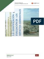 estudio de impacto ambiental  - Cap 5_ Identificacion y Evaluacion