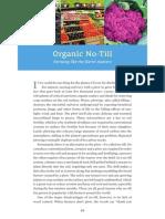 Organic No-Till