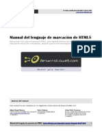 Manual Lenguaje Html5