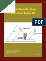 MANUAL ESTACION TOTAL TRIMBLE M3.pdf