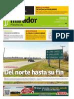 Edición impresa del domingo 30 de agosto de 2015