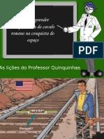 As Lições Do Professor Quinquinhas
