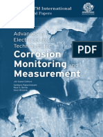 Corrosion Monitoring measurement