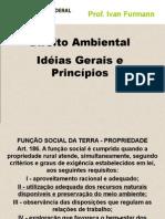 Direito Ambiental Idéias Gerais
