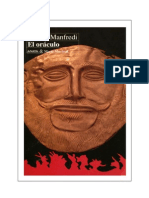 El Oráculo -Valerio Massimo Manfredi