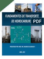 Sistemas de Transporte Hidrocarburos