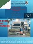 Filtro de Tambor (pawer point)