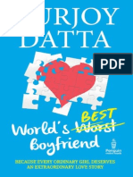 The Worlds Best Boyfriend Durjoy Datta