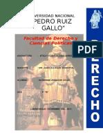 Derecho - UNPRG