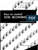 How to Control Soil Blowing - Chepil (1961)