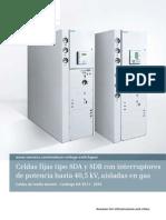 Catalogue 8da and 8db Es