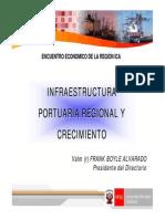 Planes ANP para Terminal General San Martin y San Juan - EER-Ica-Frank-Boyle